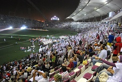Qatar Emir Cup in 2009