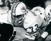 Bob Baumhower was an integral part of Miami's storied defensive line[3] in 1981.
