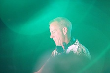 Cook performing at the 2013 Glastonbury Festival.