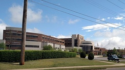 Mercy Hospital in Fort Smith