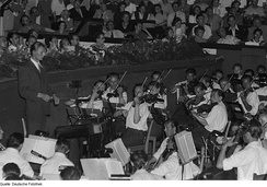 German opera orchestra from the early 1950s