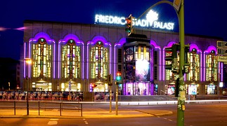 The Friedrichstadtpalast became a cinema location in 2009