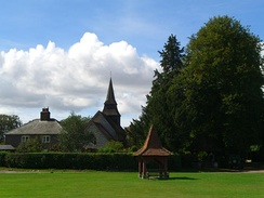 Village Green, Hannington