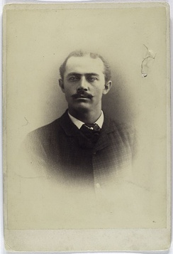 Joe Hornung was player/manager for the Batavia Giants in 1897.
