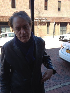 John Lombardo, founding member of 10,000 Maniacs, in 2015