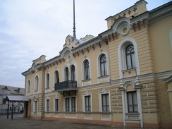 Historical Presidential Palace