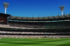Boxing Day Test at the Melbourne Cricket Ground, 2006