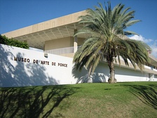 The Museo de Arte de Ponce is a mecca for the arts in the Island