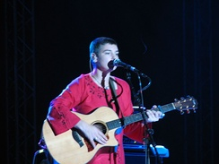 Sinéad O'Connor in Poznań in 2007