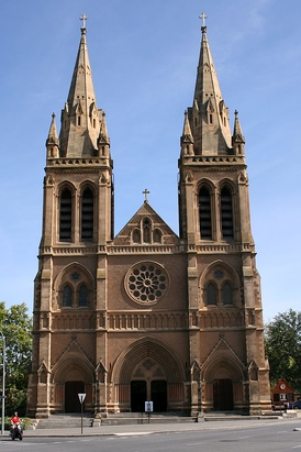 St Peter's Cathedral, Adelaide.