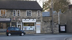 The Wetherby News offices on Westgate