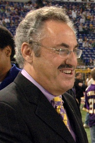 Zygi Wilf, majority owner of the Minnesota Vikings.