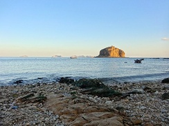 Bangchuidao Island is an islet composed mostly of rock, in Dalian, Liaoning Province, China.