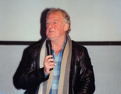 Hill at a Lord of the Rings convention in Bonn, Germany, October 2004