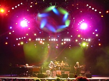 "Phish is an example of a ""jam band""."