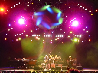 Phish is an example of a jam band.