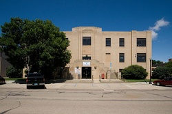 City Hall in Mandan
