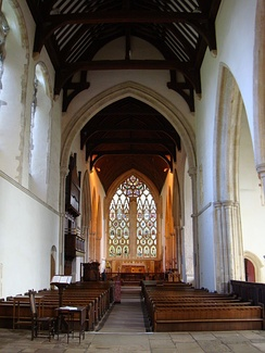 "Radiohead recorded the strings for ""How to Disappear Completely"" in Dorchester Abbey, Oxfordshire."