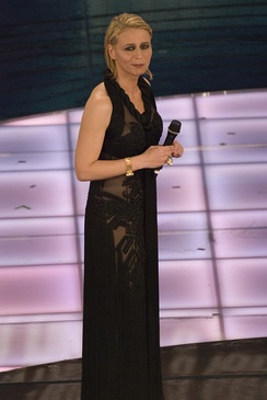 Maria De Filippi in 2009