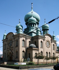 St. Theodosius Orthodox Cathedral