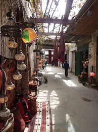 Tripoli's Old City (El-Madina El-Kadima), situated in the city centre, is one of the classical sites of the Mediterranean and an important tourist attraction.