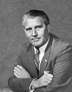 Jupiter was von Braun's last military design while at ABMA. He would later combine fuel tanks from Jupiter and Redstone to build the famed Saturn I design.