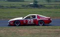 Ribbs won the SCCA Trans-Am race at Portland International Raceway in 1983.