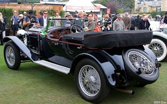Very few vintage Bentleys have survived with their four-seater coachwork intact