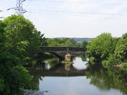 Apperley bridge* on the River Aire