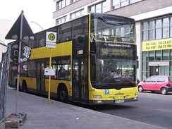 MAN A39 in Berlin, Germany
