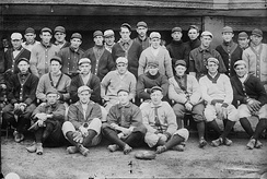 Cincinnati Reds baseball team in 1909