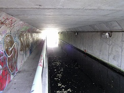 Wakefield Road tunnel