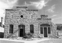 Old Idaho State Penitentiary in Ada County