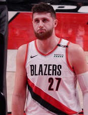 Jusuf Nurkić was selected 16th overall by the Chicago Bulls (traded to the Denver Nuggets).