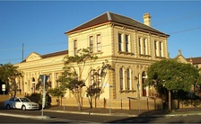 Kogarah School of the Arts where the club was formed in 1921