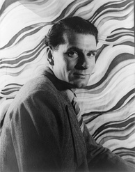 Laurence Olivier was the first artistic director of the Royal National Theatre, in 1963. Shown in a photograph by Carl Van Vechten, 1939