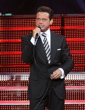 Luis Miguel, first Latin idol of the decade.