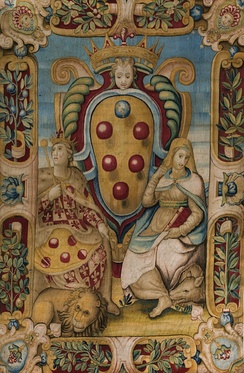 The Medici Wedding Tapestry of 1589
