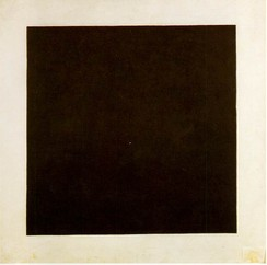 Kazimir Malevich, Black Square, 1923–29, oil on canvas, Russian Museum, Saint Petersburg