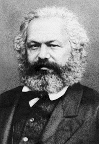 Marx replaced the concept of a stationary state with his vision of a communist society that would bring about abundance for everybody
