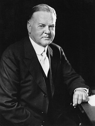 Herbert Hoover who lived at the Waldorf for over 30 years from the end of his presidency