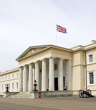Old College Royal Military Academy Sandhurst