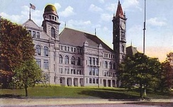 Durfee High School, 1920