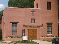 Spanish Revival-style First Baptist Church