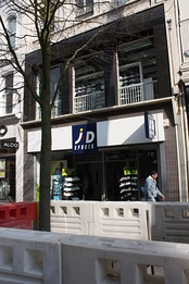 JD Sports (in Belfast), the largest company in Bury