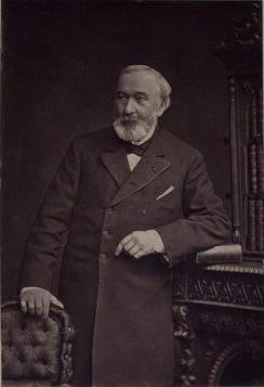 Joseph Poelaert (1817-1879), a Belgian architect who designed the Law Courts of Brussels, is a member of a Bourgeois family of the city.