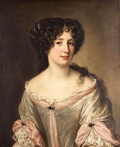 Marie Mancini, whom Louis XIV wished to marry