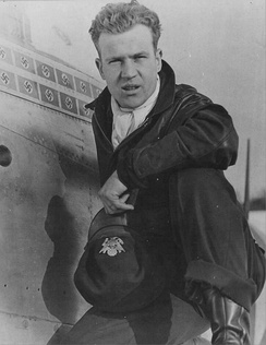 Major Ray Wetmore of the 370th Fighter Squadron