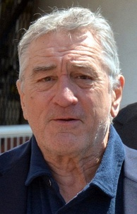 Robert De Niro, Best Actor in a Miniseries or Television Film winner