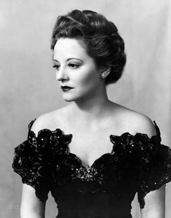 Bankhead as Regina Giddens in The Little Foxes (1939)